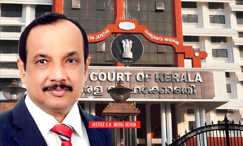Kerala HC To Live-Stream Farewell Function Of Justice CK Abdul Rahim Tomorrow
