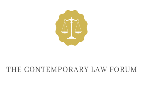 Call For Entries: The Contemporary Law Forum Blog