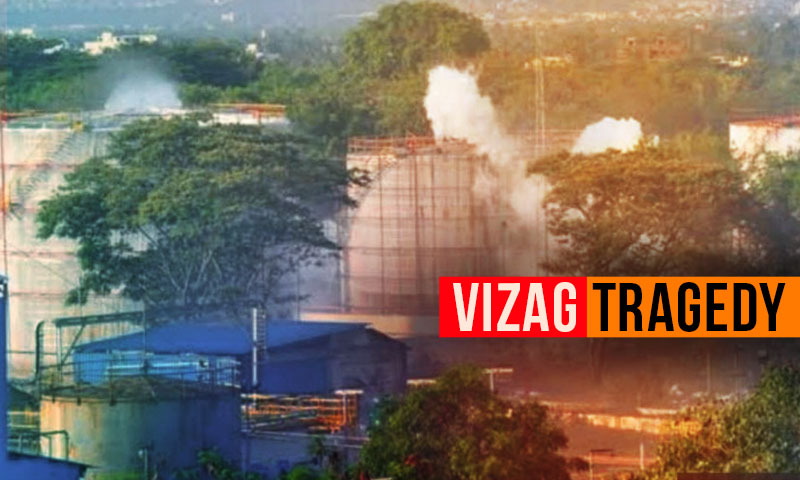 [BREAKING] Vizag Gas Leak: NGT Directs LG Polymers To Deposit Rs 50 Crores; Constitutes 5 Member Committee For Probe[Read Order]
