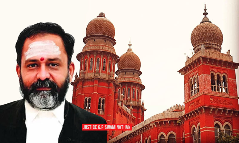 [BREAKING] Right To Default Bail Under Section 167(2) CrPC Not Affected By SC Order Extending Limitation : Madras HC [Read Order]