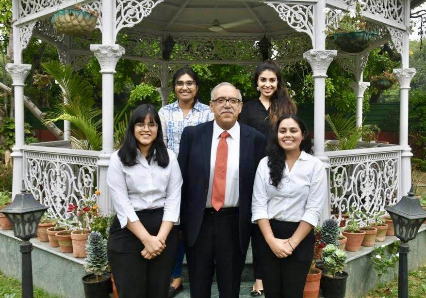 A Heartfelt Thank You To A Perfect Mentor, Justice Deepak Gupta