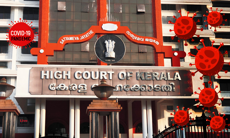 Kerala HC Partially Relaxes Entry Restrictions To Advocates, Clerks [Read Notice]