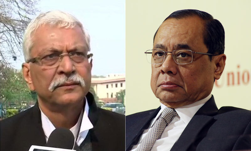 Gogoi Has Stooped So Low : Sr Adv Rakesh Dwivedi On Ex-CJIs Comments Against Some Judges
