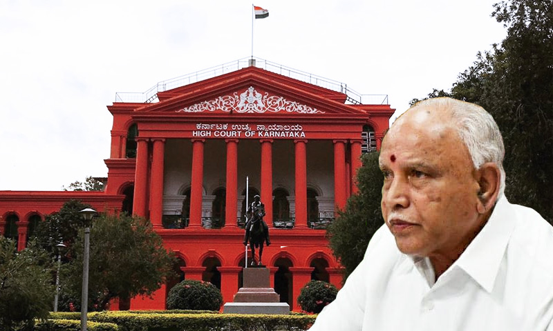 No Criminal Action For Allegation Of Corrupt Electoral Practice Under Sec.123 RPA : Karnataka HC Quashes Complaint Against CM Yediyurappa