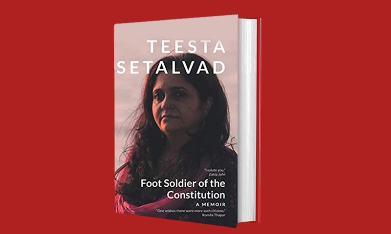 Book Review – Foot Soldier Of The Constitution: A Memoir
