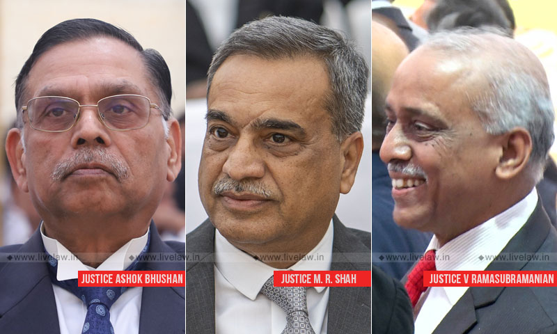 [Breaking] Suo Moto Extension Of Limitation Or Lockdown Will Not Affect Right Of Accused To Default Bail : SC