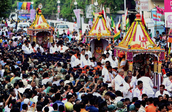 [Midnight Hearing] Situation In Ahmedabad Cant Be Compared With Puri: Gujarat HC Rejects Permission For Rath Yatra At Ahmedabad [Read Order]