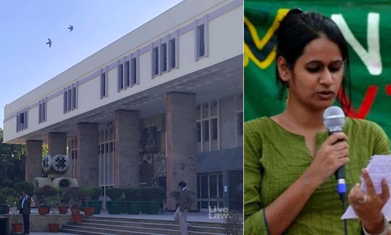 Pinjra Tod Member Natasha Narwal Alleges Violence In Jail, Delhi HC Seeks Status Report From Tihar [Read Order]
