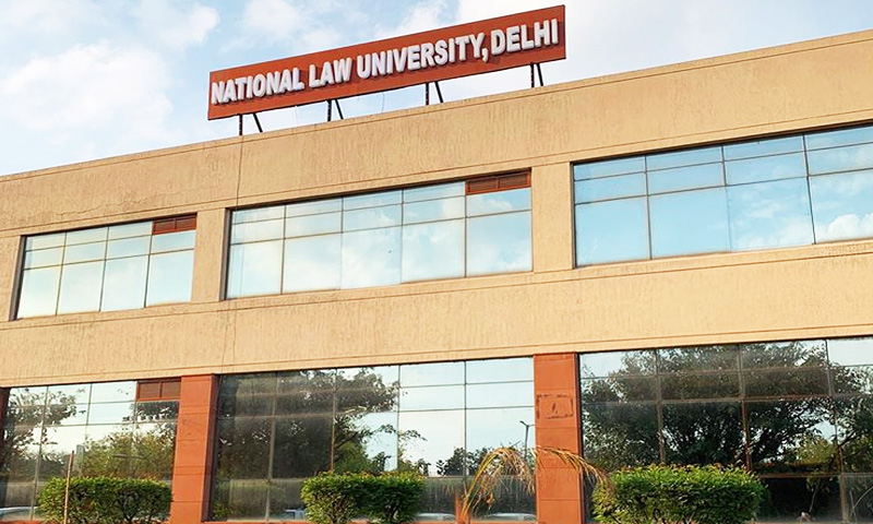 Delhi HC Stays NLU-Delhis 50% Horizontal Reservation For Students Who Passed Qualifying Exams From Institutes In NCT [Read Order]