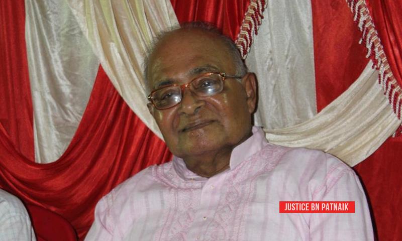 Former Judge Of Orissa HC Justice BN Patnaik Passes Away