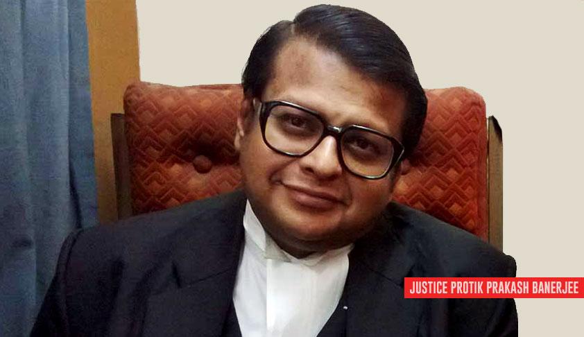 Calcutta HC Judge Justice Protik Prakash Banerjee Passes Away