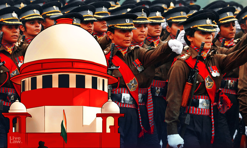 SC Grants One Months Time To Implement The Grant of Permanent Commission and Command Posts for Eligible Women Officers in Army
