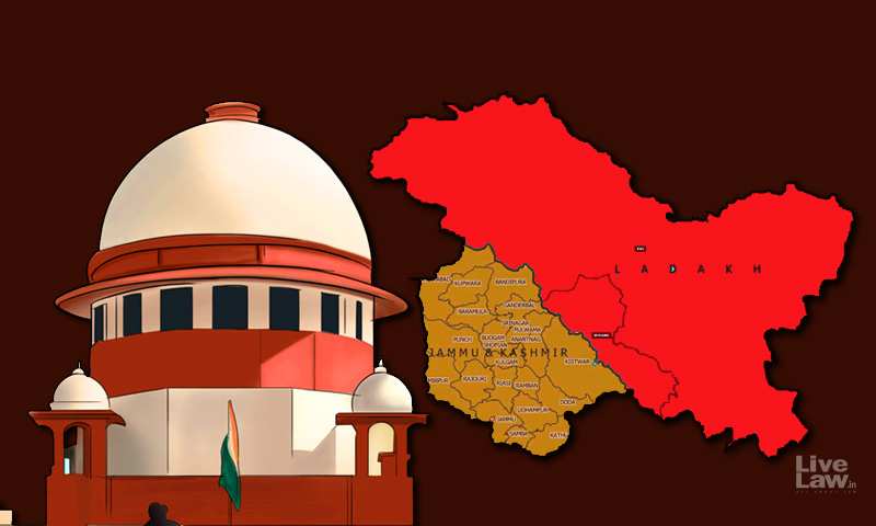 J&K : SC Refuses to Entertain Plea Against 100% Domicile Reservation In Public Employment; Asks Petitioner To Move HC
