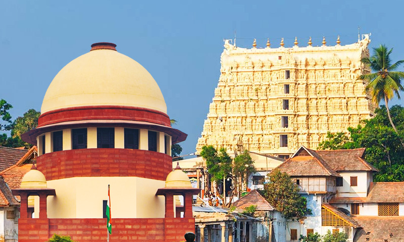 Why SC Upheld Rights Of Erstwhile Rulers Of Travancore As Shebait Of Sree Padmanabha Swamy Temple?