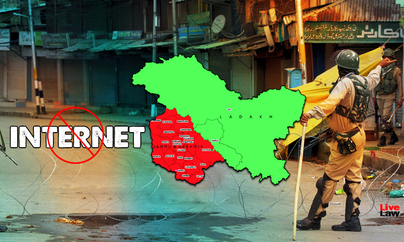 J&K 4G Ban: Special Committee Has Decided Against Relaxing Internet Restrictions, MHA Tells SC