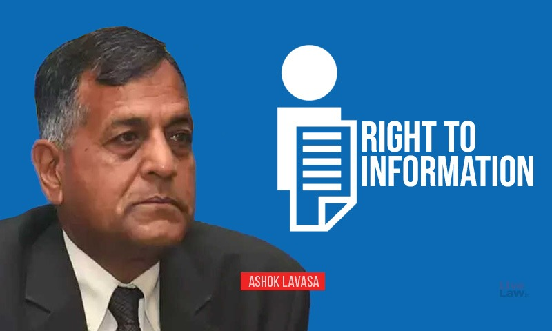 Refusing Access To Lavasas Dissent Undermines RTI Act And Sanctity Of Electoral Process