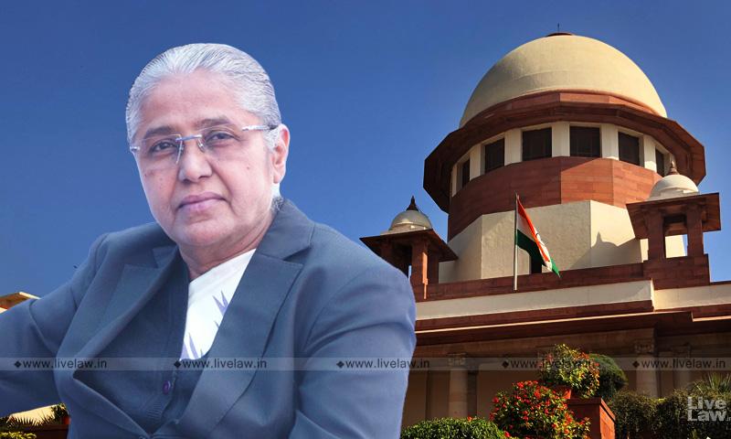 Justice R Banumathi : Notable Decisions