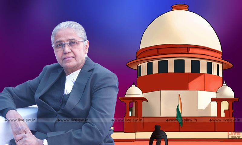 Justice R. Banumathi, An Upright And Hardworking Judge
