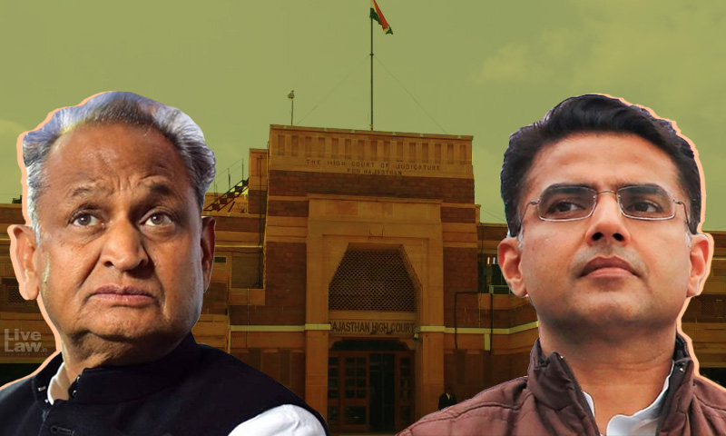 [Breaking] Relief To Sachin Pilot Camp: Rajasthan HC Orders Status Quo On Speaker