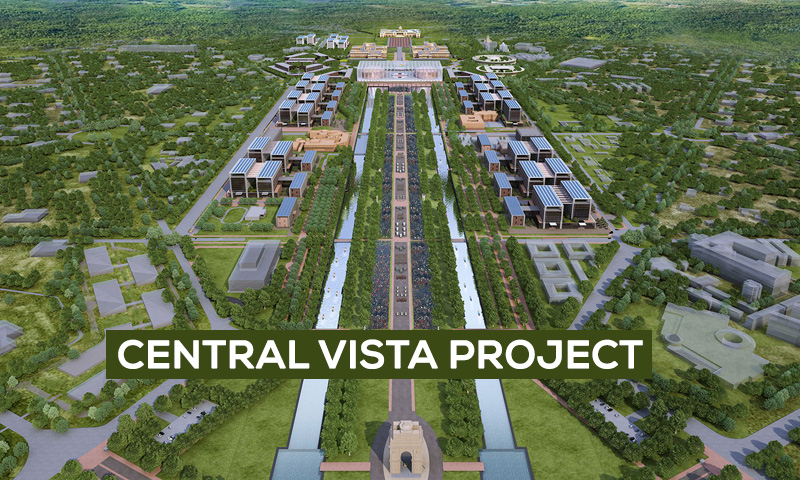 Dont Citizens Have A Right To Know About Central Vista?: Divan Argues In SC For Public Consultation