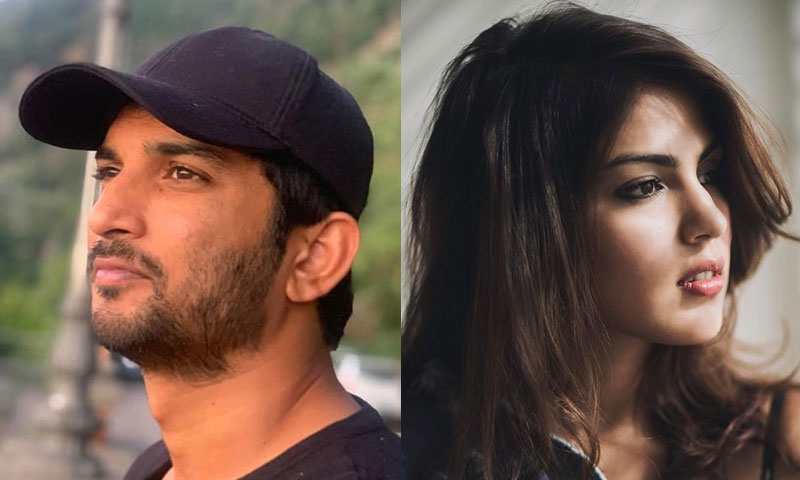 Rhea Chakraborty Moves SC Seeking Transfer of Patna FIR to Mumbai in Sushant S Rajput Death Case