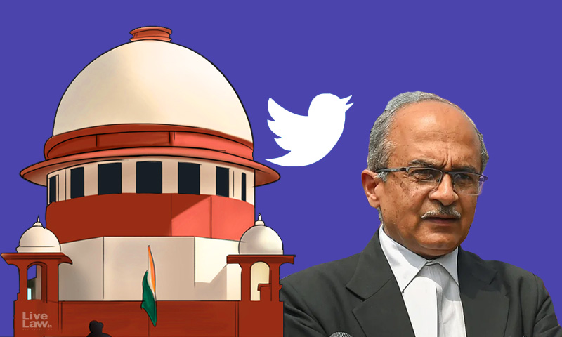 Prashant Bhushan Contempt: SC To Consider Tomorrow Effect Of Supplementary Statement