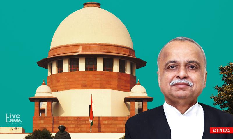 GHCAA President Yatin Oza Moves SC Against Gujarat HC Decision To Strip His Senior Designation