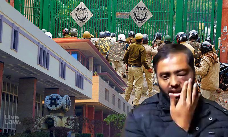 Jamia Violence: Entry Into Campus Justified; Only Proportionate Force Used, Delhi Police Tells Delhi HC