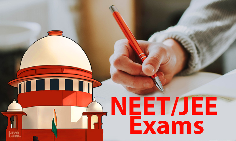 [Breaking]  SC Declines Prayer To Allow NEET Exam Centres Abroad; Allows Petitioners To Approach State Authorities For Relaxation Of Quarantine