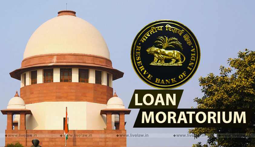 We Cannot Recover Economy By Ignoring Banking Sector: Centre Tells SC In Pleas Seeking Extension Of Loan Moratorium & Interest Waiver