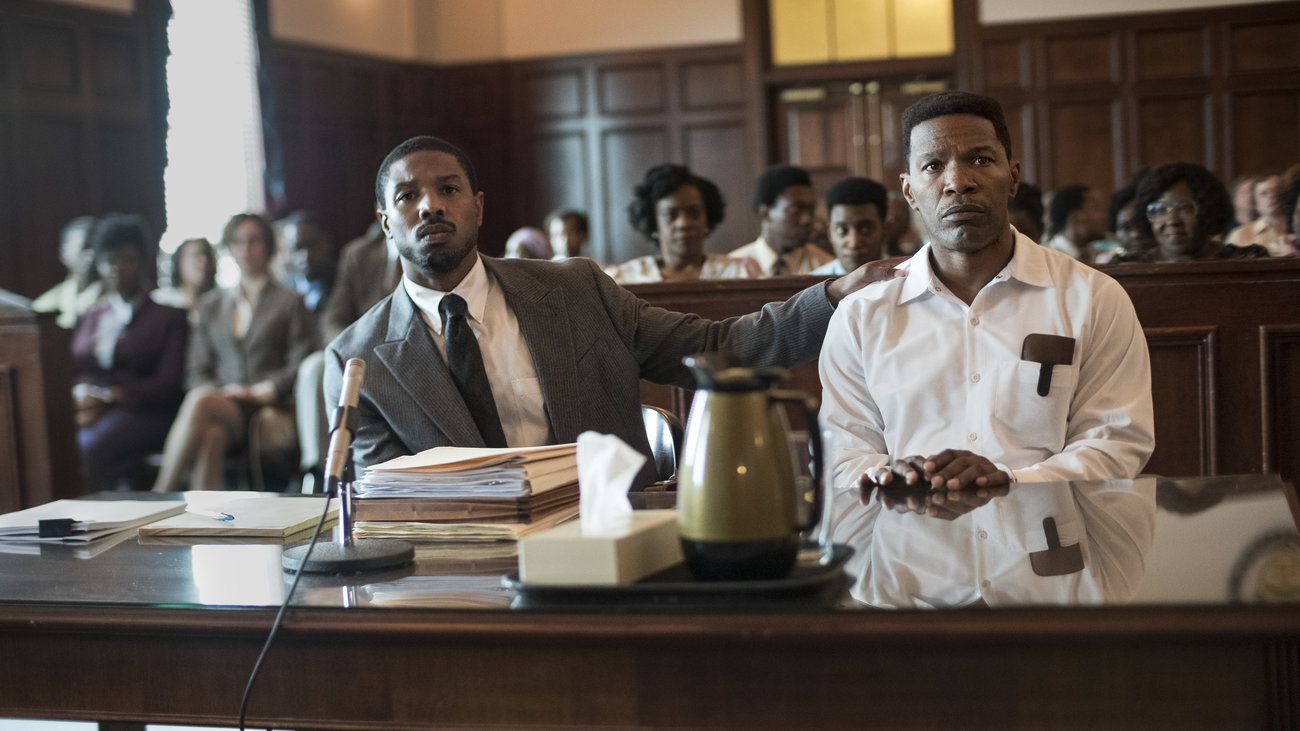 Law On Reels: Just Mercy- A Poignant Tale Of Racial Injustice