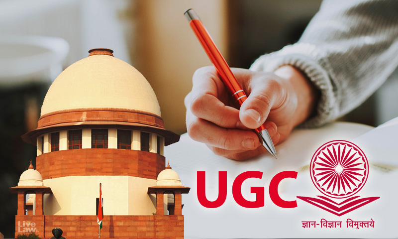 [Students Vs UGC] SC To Continue Hearing On Petitions Seeking Cancellation of Final Year Exams Today
