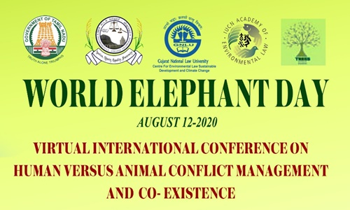 Virtual International Conference On Human Versus Animal Conflict Management And Co-Existence [12th Aug]