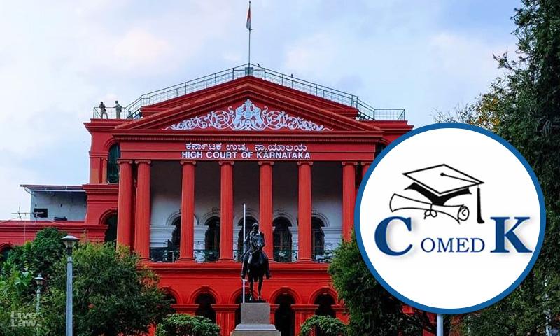 [Breaking] Karnataka HC Refuses To Postpone COMEDK Exam Scheduled On August 19