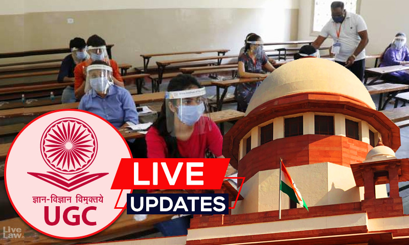 [STUDENTS VS UGC] SC Adjourns The Hearing To August 18 [Read The Courtroom Exchange]