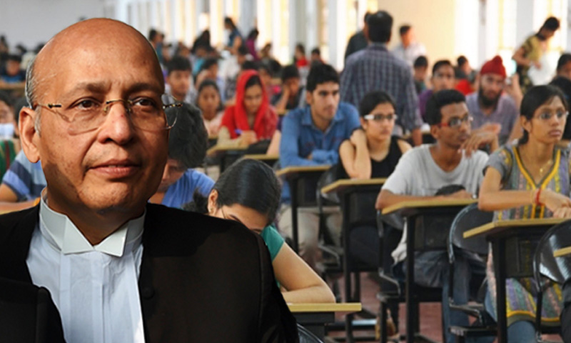 [Breaking] How Can There Be Exams Without Teaching? UGC Directions Arbitrary: Singvhi Seeks Cancellation Of Exams