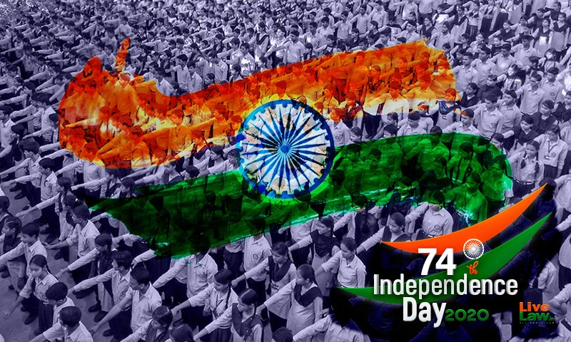 74th Independence Day : Remembering Indias Pledge