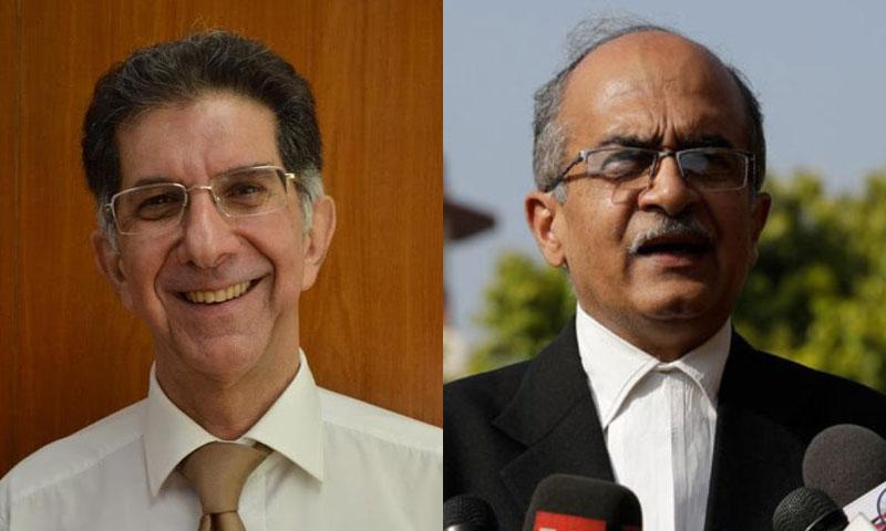 Contempt Verdict Against Prashant Bhushan An Assault On Free Speech : Sr Adv Navroz Seervai [Read Statement]