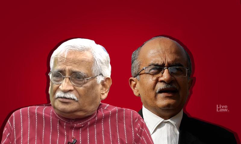 Not Seeking Mercy; Asking For Judicial Statesmanship: Dhavan To SC In Prashant Bhushan Contempt Case
