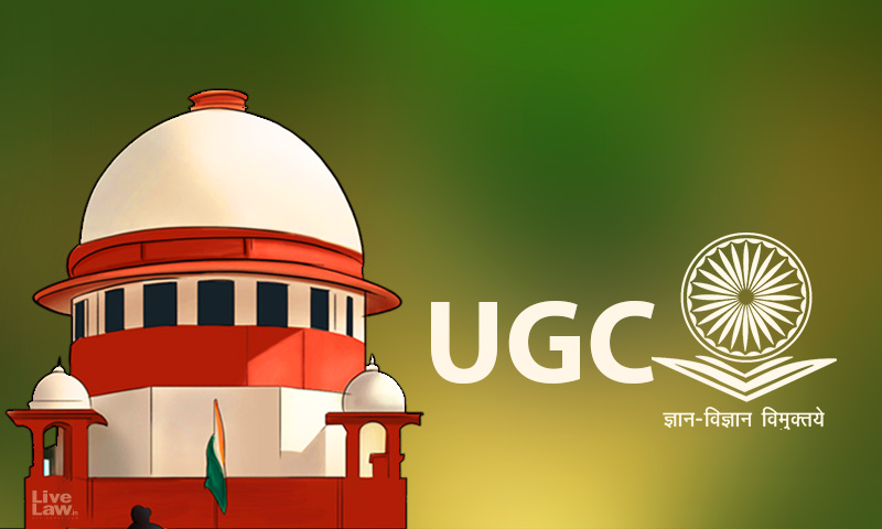 [UGC v. Students] Law Students Holding Offers At Foreign Universities On Brink Of Having Admission Forfeited: Plea Moved In SC Seeking Conferment Of Provisional Degree [Read Petition]