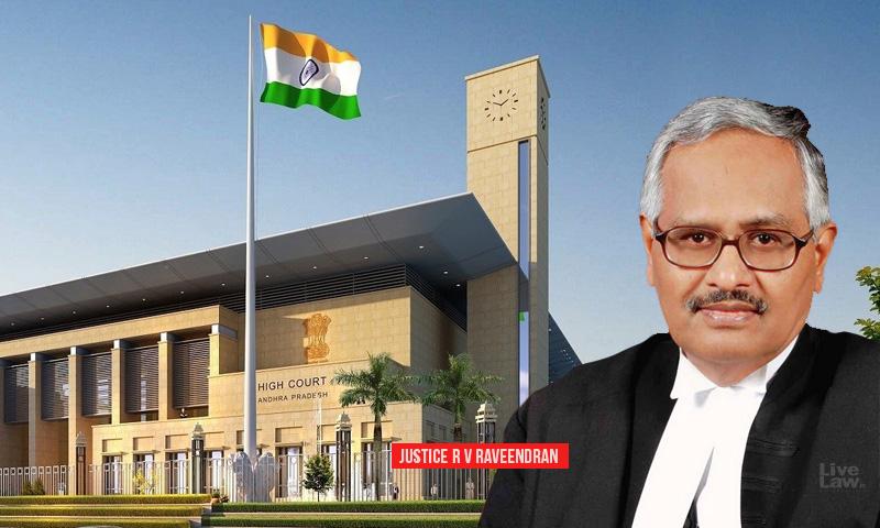 AP HC Requests Justice R V Raveendran To Inquire Into Phone Conversation Designing Plot Against HC CJ & Senior SC Judges [Read Order]