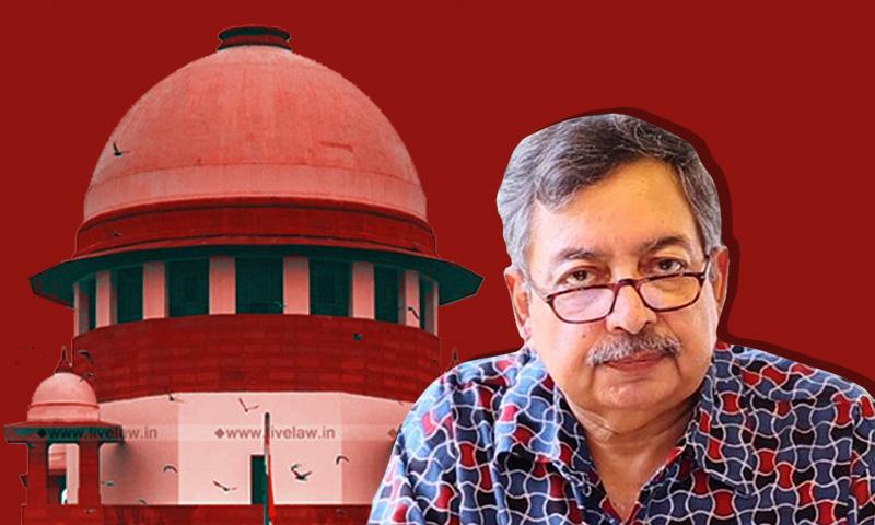 [Vinod Dua Sedition Case] Absence Of Press Freedom Threatens Democracy: Sr. Adv. Vikas Singh To SC