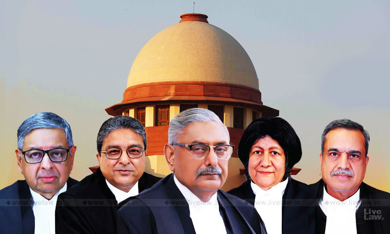 Are They Destined To Carry Their Backwardness Till Eternity?: SC Says Fruits Of Reservation Not Reaching Lowest Strata Of SC-STs [Read Judgment]