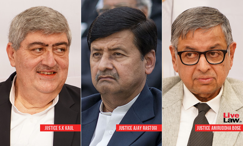 SC Seeks Explanation From Registry For Not Listing Bail Plea Despite The 4-Weeks Limit Set In Sep 2019 [Read Order]