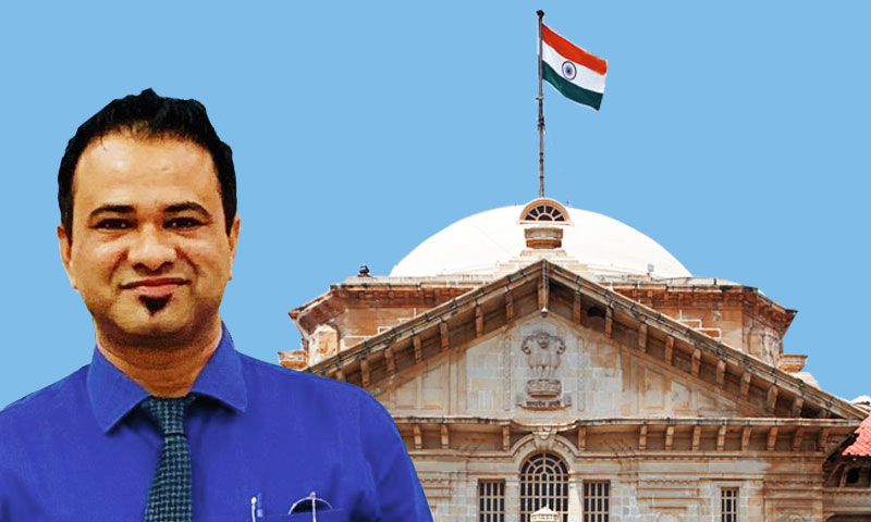 Doctor Kafeel khan, departmental enquiry, withdrawn, Uttar Pradesh government, Allahabad high court, Justice Yashwant Varma, Kafeel khan suspension,