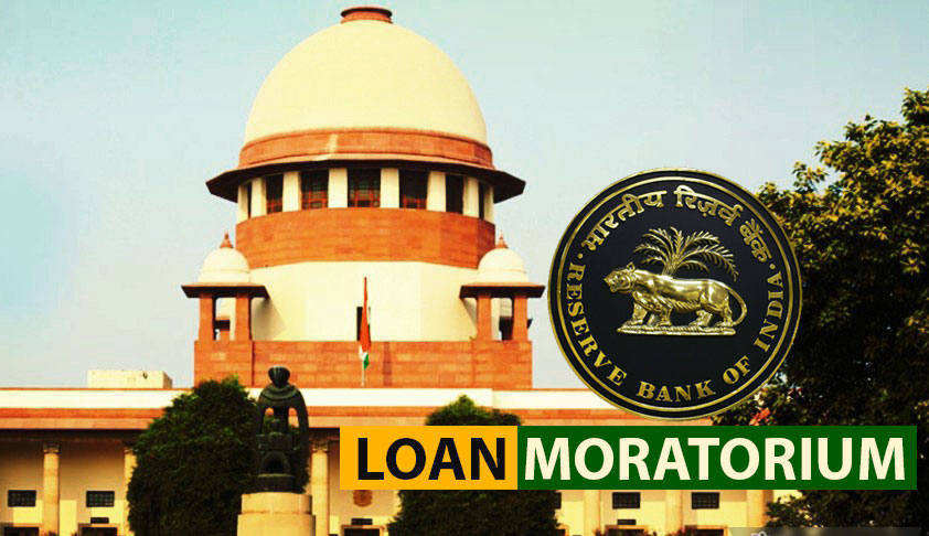 SC Defers Loan Moratorium Hearing To Oct 5, As SG Submits Matter At Advanced Stage Of Consideration At Highest Level; Interim Order To Continue