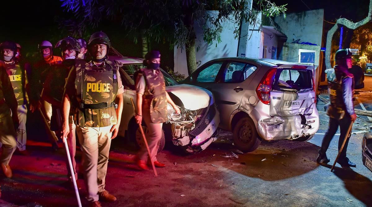 NIA To Take Over Investigation Of Bengaluru Riots Case