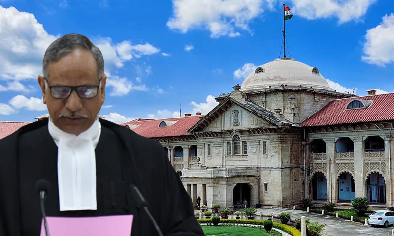 Chief Justice Govind Mathur, Who Quashed Kafeel Khan