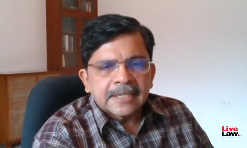 Law Schools Must Teach Students To Question Abuse Of Power & Authority : Dr Justice S Muralidhar