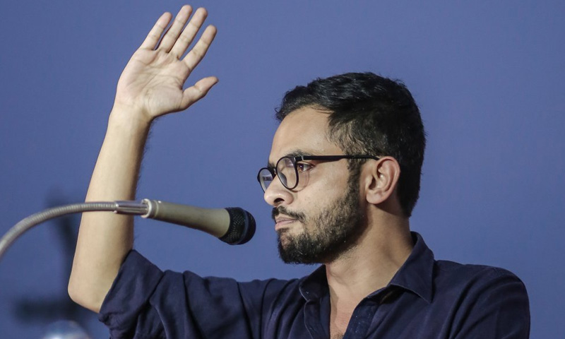 Delhi Riots: Police Agrees To Give E-Copy Of Chargesheet To Umar Khalid